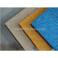 Paint Wood Wool Acoustic Panel YZ-WWP202