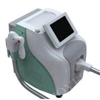Portable High Working Frequency IPL Hair Removal System