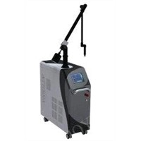 Professional EO Q-switched Nd YAG Laser Machine
