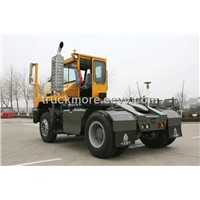 SINOTRUK HOVA Yard Low-speed Tractor- Right Driver