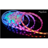 SMD Waterproof flexible RGB LED Strip Light (MagicLite) M-I005