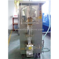 Sachet water filling machine