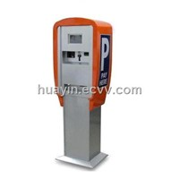 Self-Service Parking Management Kiosk