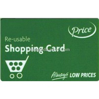 Smart Shopping Card