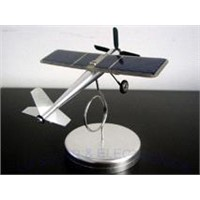 Solar Energy Airplane Kit / Solar Aircraft Model