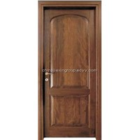Solid Wood Hotel Room Door