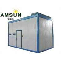 Sound insulation room (mute room):Absorption body