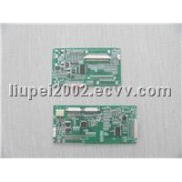 TTL / LVDS Switch TTL Tcon Board (double 30PIN/40PIN/50PIN/60PIN Screen Use)