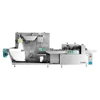 Three-Side Sealing Wet Tissue Packaging Machine (VPD258D)