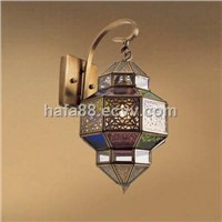 Traditional style copper wall ligtht Delicate hand-making copper lamp