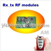Tx-rx RF module/ASK receiver and transmitter /remote controller