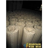 Various specifications welded wire mesh