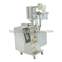 Vertical Liquid / Paste Back Sealing Packing Machine