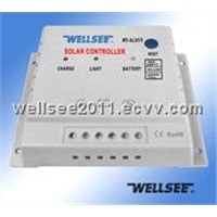 WS-MPPT15 12/24/36/48V 6/10/15A CE RoHS Passed Voltage controller