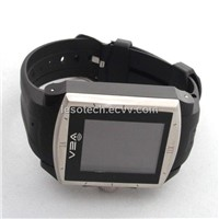 Watch Phone with Quad Band, 3-megapixel Camera, Waterproof, GSM and GPRS System(LU-1017)