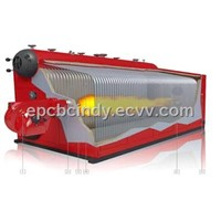 Water Tube Oil /Gas Fired Boiler