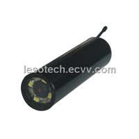 Wireless Mini Inspection Camera with 10mW RF Output Power, 5V DC Voltage and 4 Bright LEDs