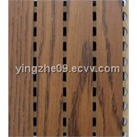 Wooden Grooved Acoustic Panels YZ-WG28/4
