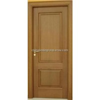 Solid Wooden Veneer Pannel Doors