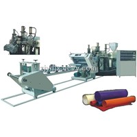 Bi-Color Sheet Extruder (YH-670 )