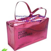 Zipper & Long Handle New Design Laminated Bags
