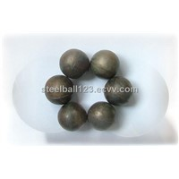 alloyed casting steel ball