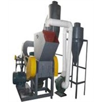 cable and electric wire recycling equipment