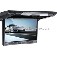 car roof mounted monitor