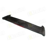 carbon fiber rear spoiler for 2008-2009 subaru impreza wrx sti 10