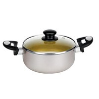 ceramic coating sauce pot,dutch oven