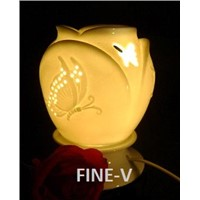 ceramic electric oil burner