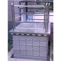 Electrical Hydraulic Wheelchairs Lift