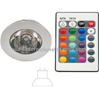 energy saving RGB LED bulb