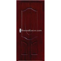 finished melamine door