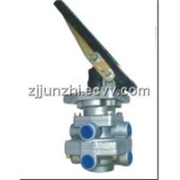 foot brake valve for truck parts