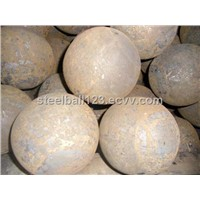 forged steel ball,forged grinding ball