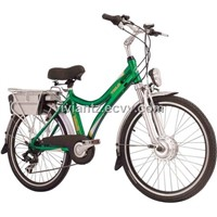 green city electric bike TDG272Z