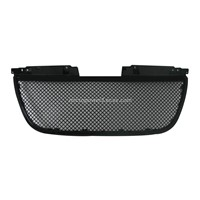 hot sale black Stainless Steel Wire Mesh car Grill for GMC