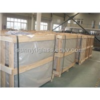 Insulated Glass Wooden Crates