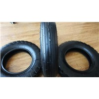line tire for wheelbarrow