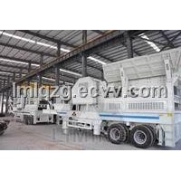 Mobile Cone Crusher/Stone Crusher
