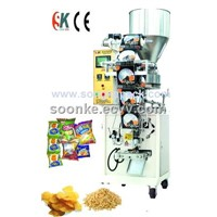 pouch granule vertical packing machine
