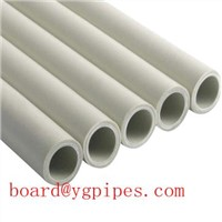 ppr pipe/ppr tube/ppr pipe fitting/PN2.0 ppr hot water pipe