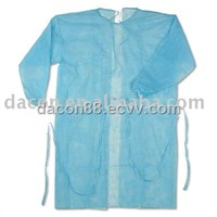 provides all size of Isolation gowns