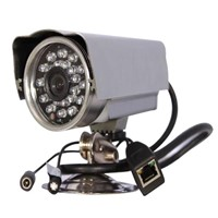 smartphone support waterproof  ir 20m cmos cctv ip camera(AA1002K24-M6)