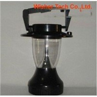 solar camping light WC-103