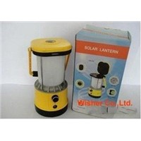 solar camping light WC-108
