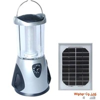solar camping light WC-112