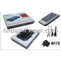 solar charger for the Mobile phone,Cemera,PDA,PSP,MP3,MP4,GPS,DV