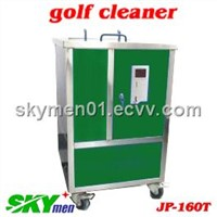 specialized golf stick ultra sound cleaning  machine